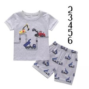 Boy Trucks Set